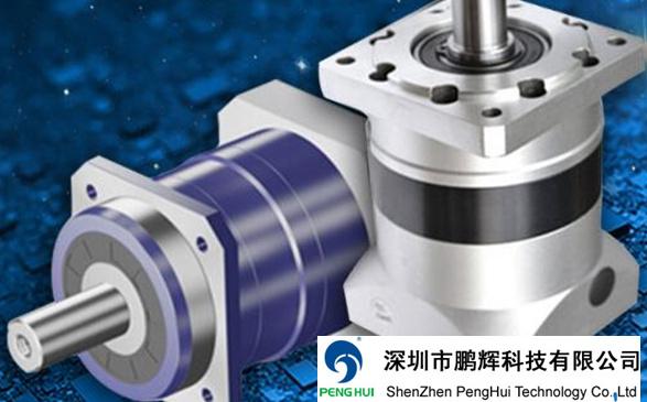 行星伺服减速机在机器人行业应用案例
