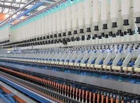 纺织印染机械应用案例