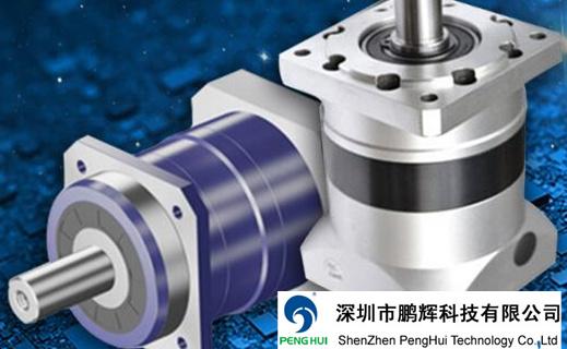行星减速机 激光切割机应用
