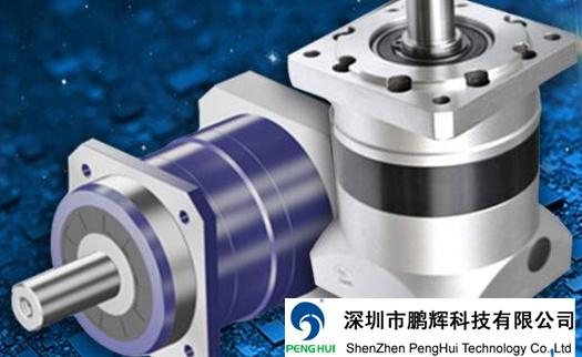 精密行星减速机 纺织业应用