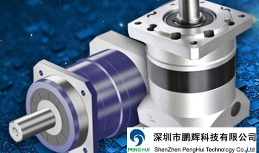 工业机器人 行星减速机应用